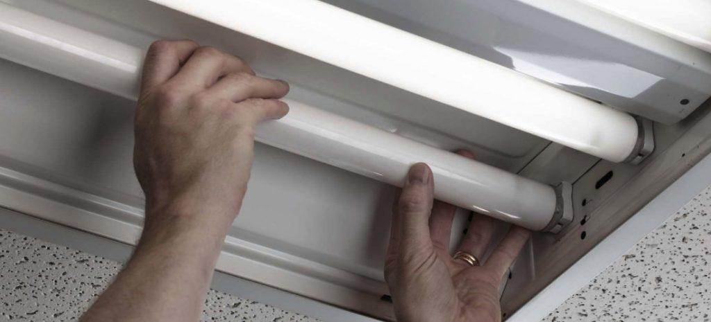 tl buis vervangen voor led